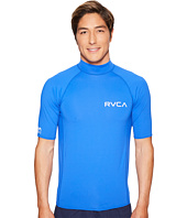 RVCA - Solid Short Sleeve Rashguard