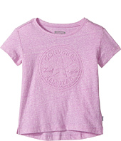 Converse Kids - Embossed Chuck Boxy Top (Toddler/Little Kids)