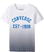 Converse Kids - Vintage Fade Tee (Toddler/Little Kids)