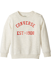 Converse Kids - Vintage Type Crew (Toddler/Little Kids)
