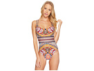 Super Fly Paisley Goddess One-Piece