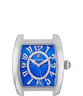 Michele - Urban Mini Cobalt Diamond Dial Stainless Steel