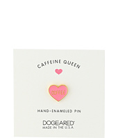 Dogeared - Caffeine Queen Pin