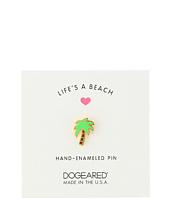 Dogeared - Life's A Beach Pin