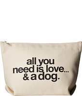 Dogeared - All You Need Is Love Tote