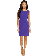Tahari by ASL Petite - Petite Seamed Bodice Sheath Dress