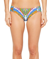 Trina Turk - Pacific Paisley Shirred Side Hipster Bottom