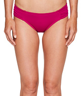 La Blanca - Island Goddess Side Shirred Hipster Bottom