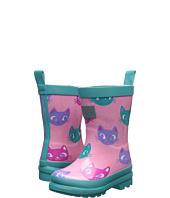 Hatley Kids - Silly Kitties Rain Boots (Toddler/Little Kid)