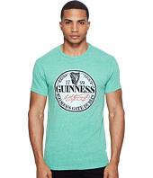 The Original Retro Brand - Short Sleeve Tri-Blend Guinness Tee