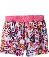 Splendid Littles - All Over Print Voile Shorts (Big Kids)