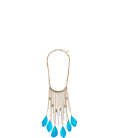 GUESS - Statement Necklace with Feathers