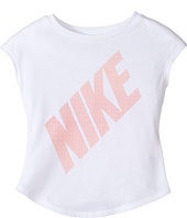 Nike Kids - Splice Modern Short Sleeve Tee (Toddler)