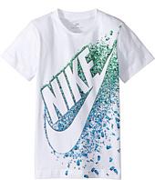 Nike Kids - Exploding Nike Futura Tee (Little Kids)