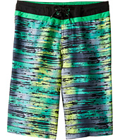 Speedo Kids - Splash Stripe E-Board Shorts (Little Kids/Big Kids)