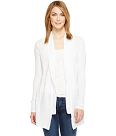 Michael Stars - Supima Cotton Slub Shawl Collar Cardigan