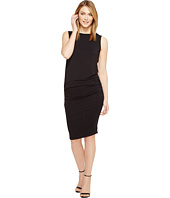 Michael Stars - Sleeveless Dress with Shirring