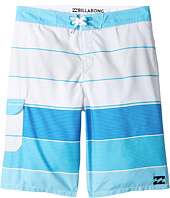 Billabong Kids - All Day OG Boardshorts (Big Kids)