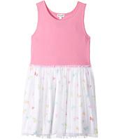 Splendid Littles - Always Butterfly Print Tulle Dress (Little Kids)
