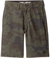 Billabong Kids - Crossfire X Camo Shorts (Big Kids)