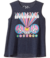 Chaser Kids - Woodstock August 1969 Tank Top (Toddler/Little Kid)