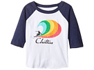 Chillin Raglan (Toddler/Little Kids)