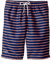 Toobydoo - Orange & Navy Swimsuit - Regular (Infant/Toddler/Little Kids/Big Kids)