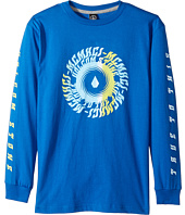Volcom Kids - Stone Tide Long Sleeve Tee (Big Kids)
