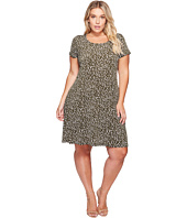 MICHAEL Michael Kors - Plus Size Finley Mamba Cap Dress
