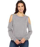 Project Social T - Saguaro Cold Shoulder Sweatshirt