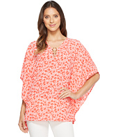 MICHAEL Michael Kors - Lydia Ring Flutter Top
