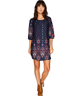 Rock and Roll Cowgirl - Long Sleeve Dress D4-3800