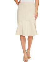 Ellen Tracy - Flounce Hem Skirt