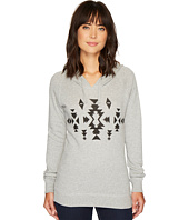 Rock and Roll Cowgirl - Long Sleeve Pullover Hoodie 48H3562