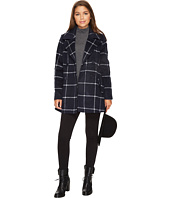 Jack by BB Dakota - Parrelli Plaid Peacoat