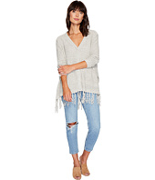 Jack by BB Dakota - Ley Snap Front Fringe Cardigan