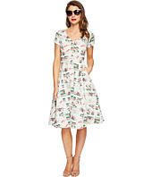 Unique Vintage - Phoebe Swing Dress