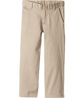 Nautica Kids - Regular Flat Front Twill Stretch Pants (Little Kids/Big Kids)
