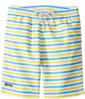 Toobydoo - Blue & Yellow Stripe Swimsuit - Regular (Infant/Toddler/Little Kids/Big Kids)