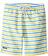 Toobydoo - Blue & Yellow Stripe Swimsuit - Regular (Infant/Toddler/Little Kids/Big Kids)
