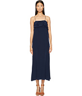 See by Chloe - Crepe Ruffle Maxi Dress