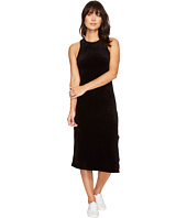 Juicy Couture - Stretch Velour Fitted Tank Dress