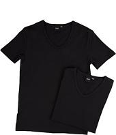 BOSS Hugo Boss - T-Shirt V-Neck 2-Pack CO/EL 10194356 01