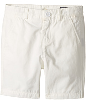 Toobydoo - White Chino Shorts (Infant/Toddler/Little Kids/Big Kids)