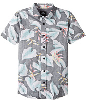 Rip Curl Kids - Resort Short Sleeve Shirt (Big Kids)