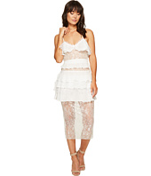 For Love and Lemons - Cosmic Midi Lace Dress