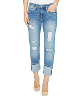 Mavi Jeans - Brenda High-Rise Boyfriend in Light Indigo Vintage
