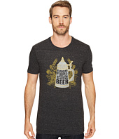Lucky Brand - Good Beer People Graphic Tee