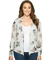 Lucky Brand - Plus Size Pull Tie Cardigan