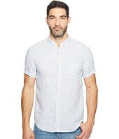 Lucky Brand - Linen One-Pocket Shirt